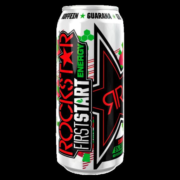 Rockstar First Start Energy 0,5l