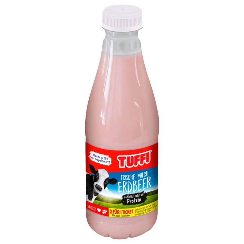 Tuffi Erdbeer-Drink, 0,5l