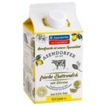 Assendorfer frische Buttermilch mit Zitrone 0,5l