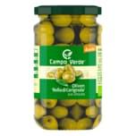 Campo Verde demeter Bio grüne Oliven Bella di Cerignola 180g