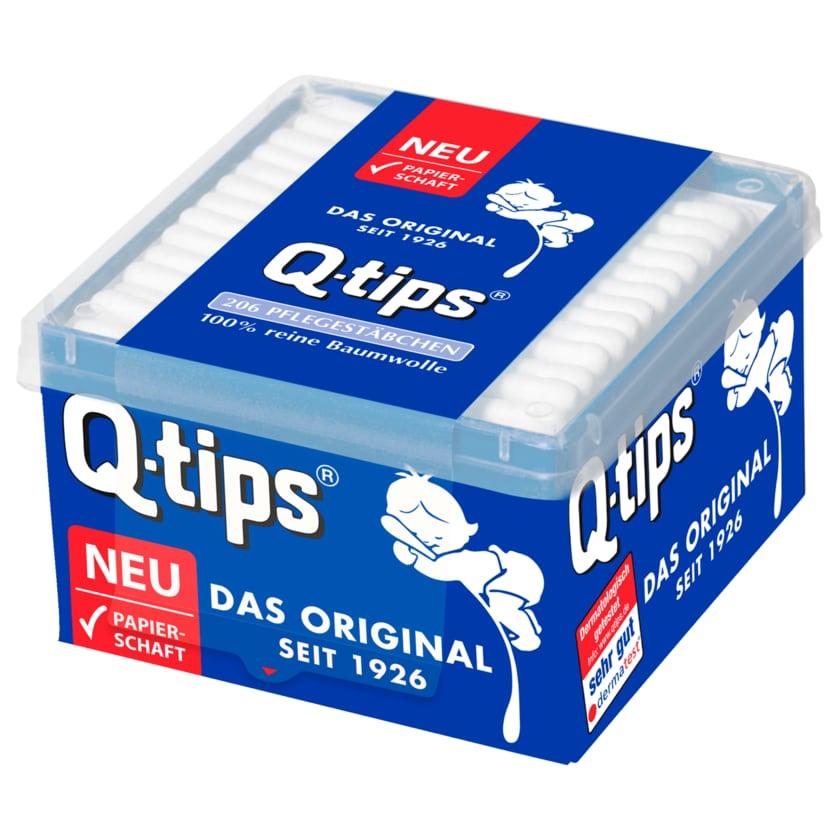 Q-Tips Pflegestäbchen 206 Stück