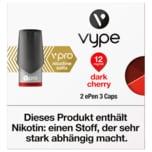 Vype dark cherry 2 ePen 3 Caps 12mg/ml