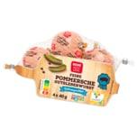 REWE Beste Wahl feine Pommerscher Gutsleberwurst 4x40g