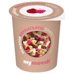 Mymuesli Bio Himbeer Granatapfel Dinkel Crunchy 85g
