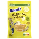 Nestlé Nesquik All Natural Porridge Banane 315g