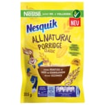 Nestlé Nesquik All Natural Porridge Classic 315g