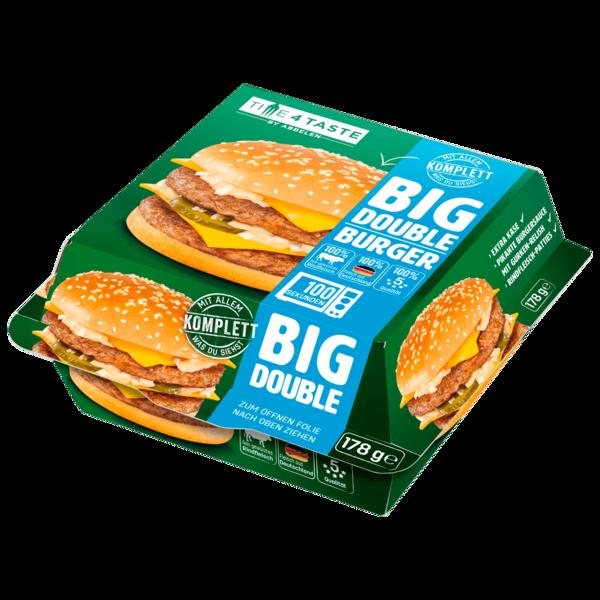 Abbelen Big Double Burger 178g