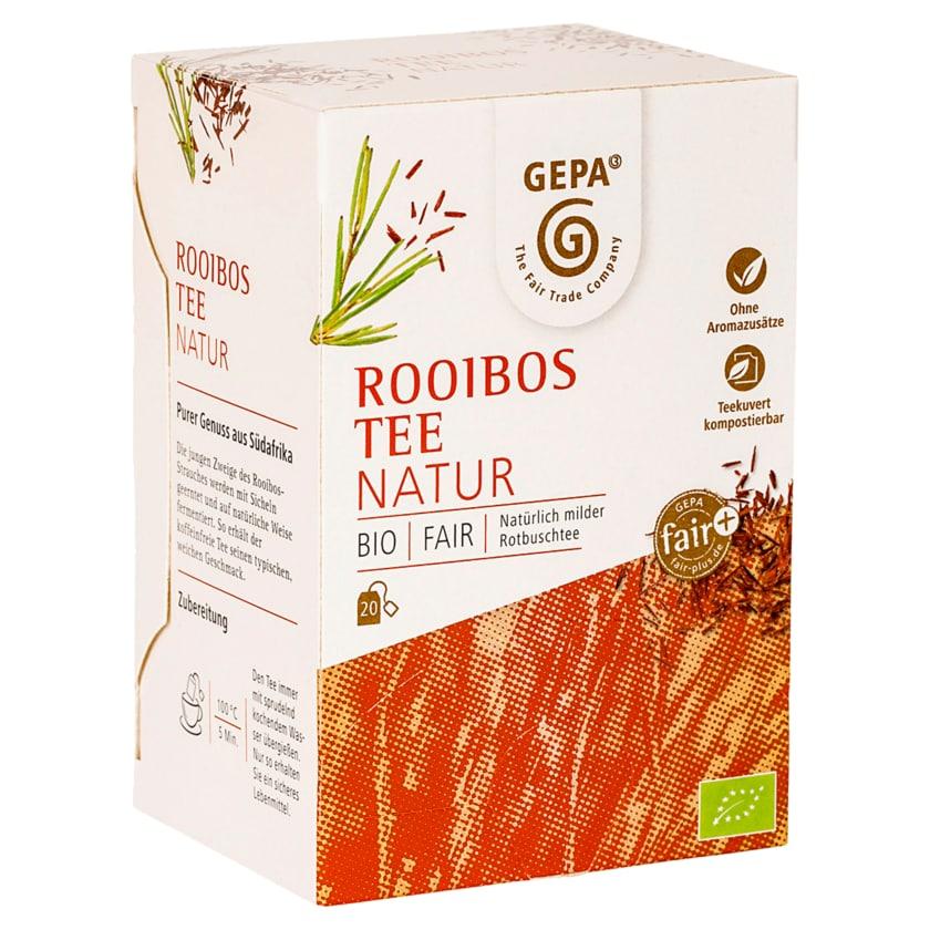 GEPA Bio Rooibos Tee Natur 40g