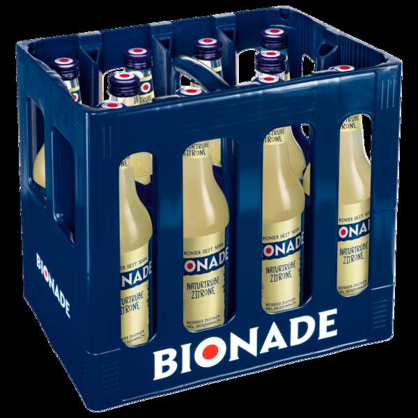 Bionade Naturtrübe Zitrone 10x0,5l
