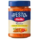 Barilla Pesto Rustico Mediterraneo 200g