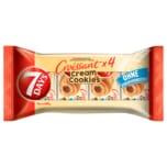 7 Days Croissant cream & cookies 4 Stück 240g