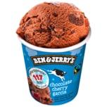 Ben & Jerry's Eis Chocolate Cherry Garcia Eis 500ml