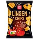 REWE Beste Wahl Linsen Chips 90g