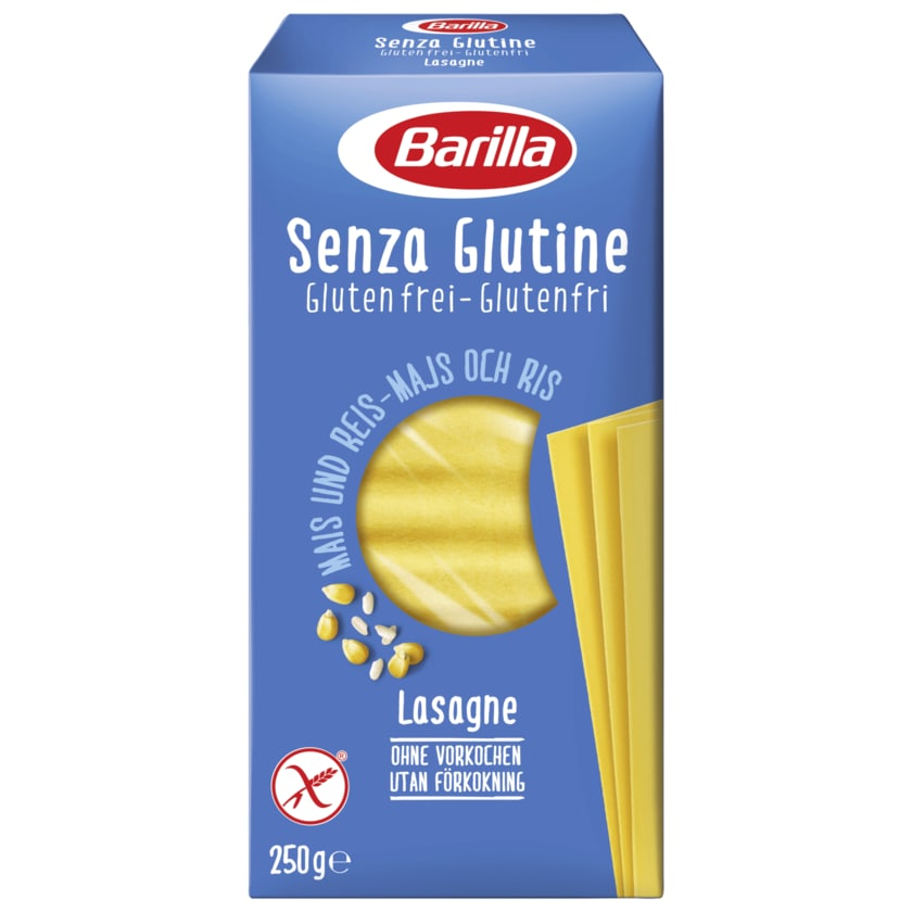 Barilla Lasagne glutenfrei 250g