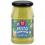REWE Beste Wahl Pesto Alla Genovese mit Basilikum und Käse 190g