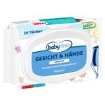 Babytime Reinigungstücher Gesicht & Hände 25 Stück