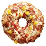 Bakerman Pizza-Donut Salami