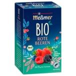 Meßmer Bio Rote Beeren 60g, 20 Beutel