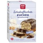REWE beste Wahl Schokoflockenkuchen 525g