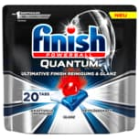 Finish Powerball Quantum Ultimate 250g, 20 Tabs