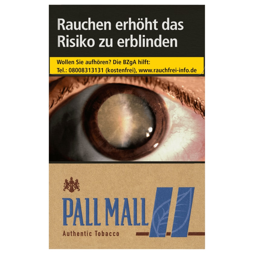 Pall Mall Authentic Blue XL 23 Stück