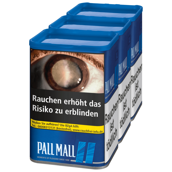Pall Mall Blue XL 3x65g