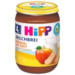 HiPP Bio Milchbrei Babykeks mit Apfel 190g