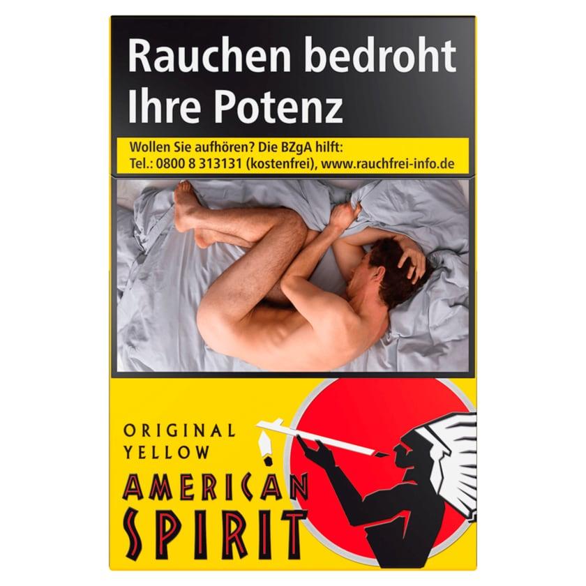 American Spirit Yellow 21 Stück