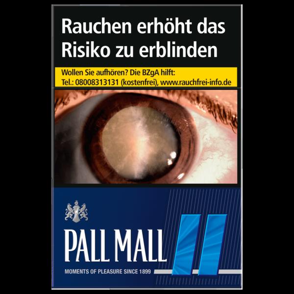 Pall Mall Blue 23 Stück