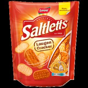 Lorenz Saltletts Laugen Cracker 150g