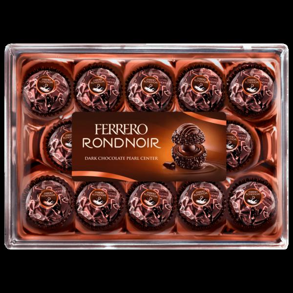 Ferrero Rondnoir 138g, 14 Stück
