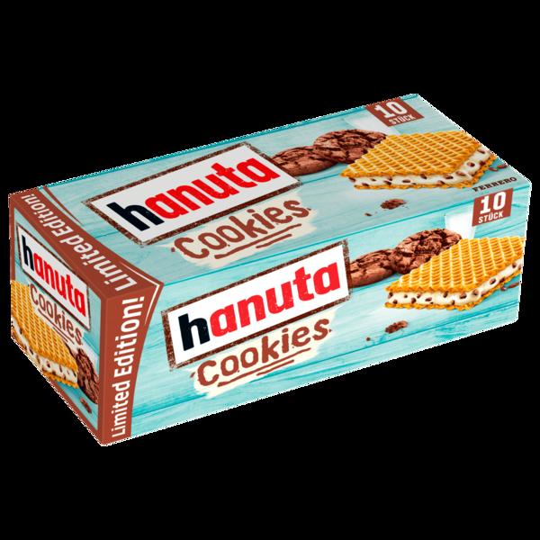 Hanuta Cookies 10 Stück