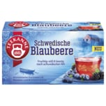 Teekanne Schwedische Blaubeere 45g, 20 Beutel