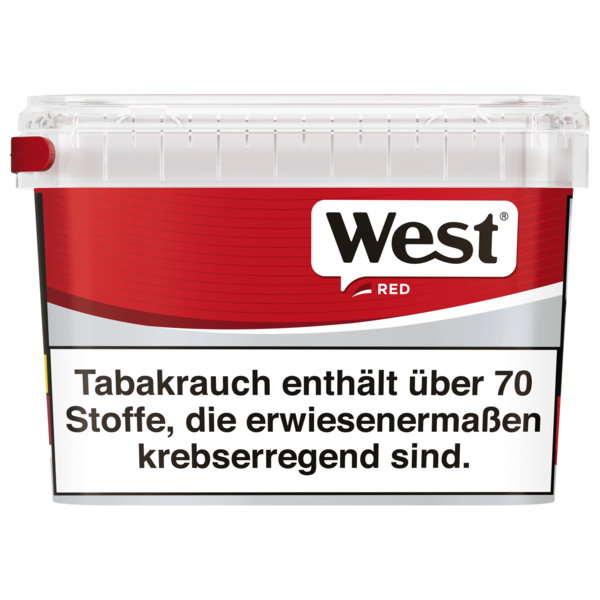 West Red Box 185g