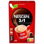 Nescafé 3 in 1 Fein Cremig 10x16,5g, 165g