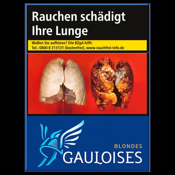 Gauloises Blondes 26 Stück