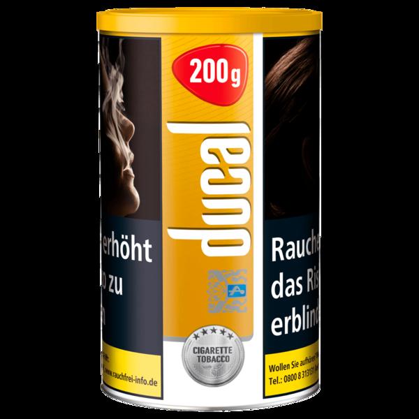 Ducal Classic Cigarette Tobacco Gold 200g