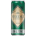 Needle Blackforest Gin Gin meets Tonic 0,33l
