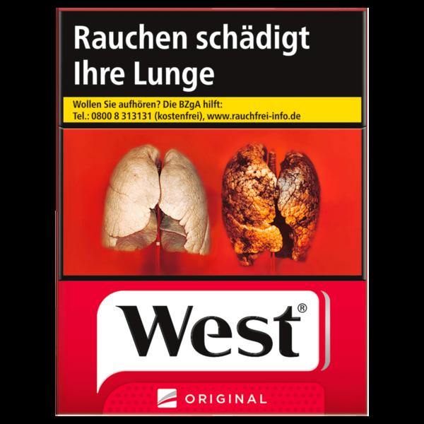 West Red Original 23 Stück