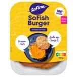 SoFine SoFisch Burger vegan 160g