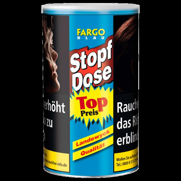 Fargo Blau Stopf-Dose 140g