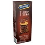 McVitie's Thins Dark Chocolate 150g