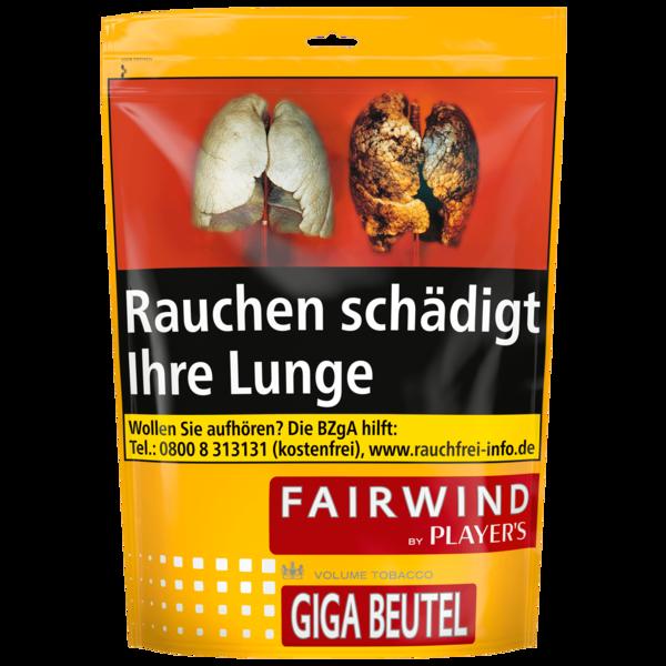 Fairwind Volume Tobacco 109g