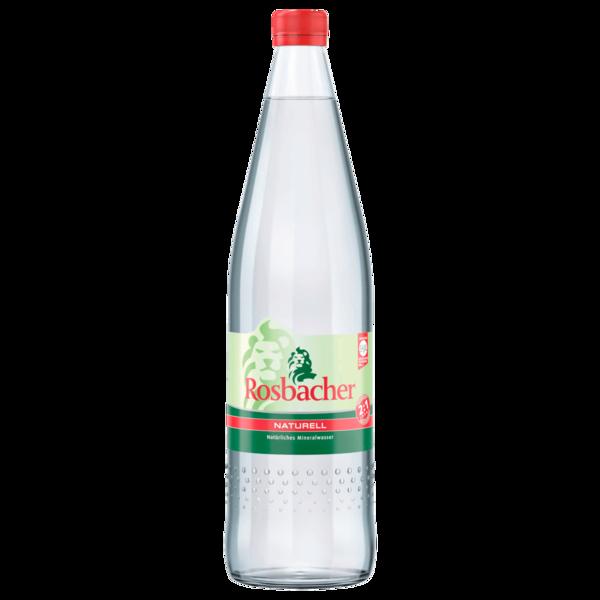 Rosbacher Mineralwasser naturell 0,75l
