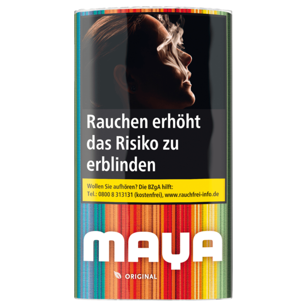 Maya Original Red Tabak 30g