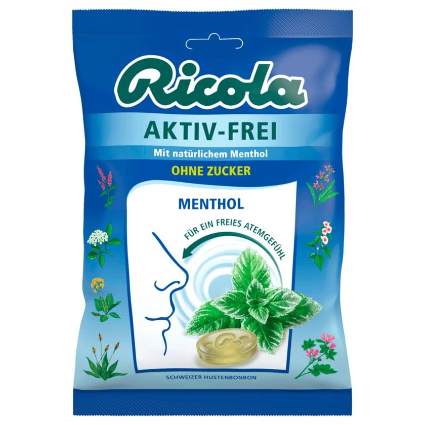 Ricola Aktiv-Frei ohne Zucker 75g