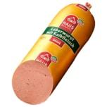 REWE Hausmarke Leberwurst mit Kalbsfleisch