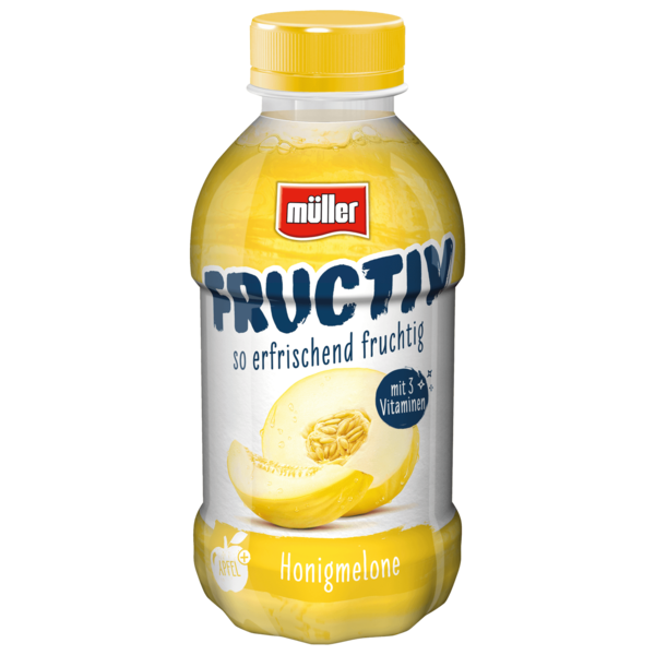 Müller Fructiv Honigmelone 440ml