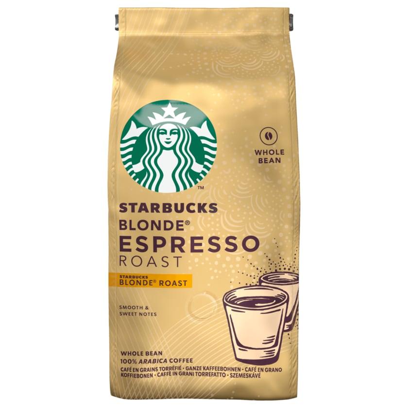 Starbucks Espresso Blonde Roast 200g