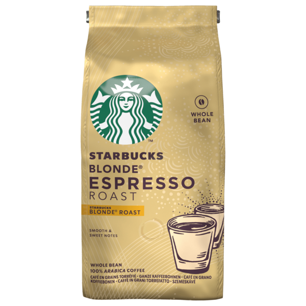 Starbucks Espresso Blonde Roast 200g